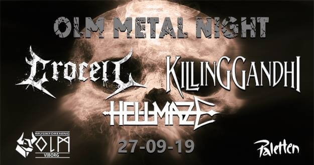 OLM Metal Night